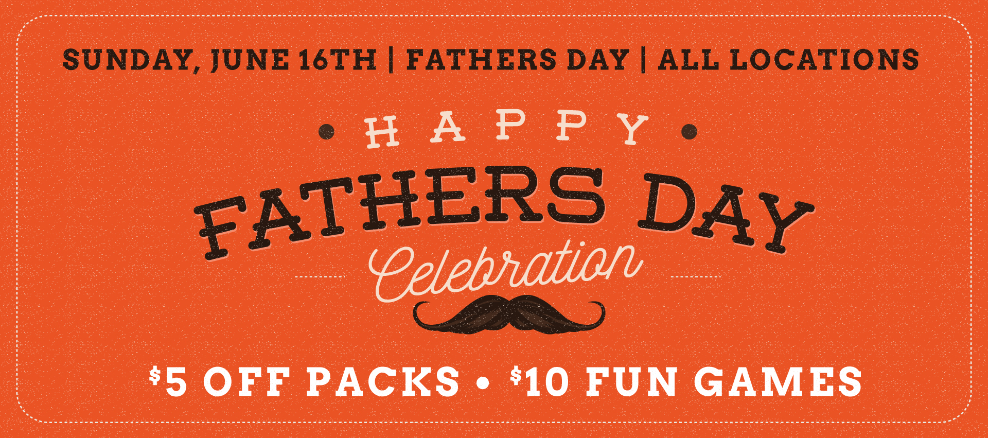 Belcher Bingo Fathers Day Celebration